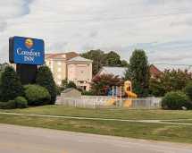 Comfort Inn Petersburg - Fort Lee In Va 804