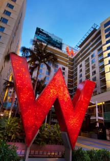 W Hollywood Hotel Los Angeles