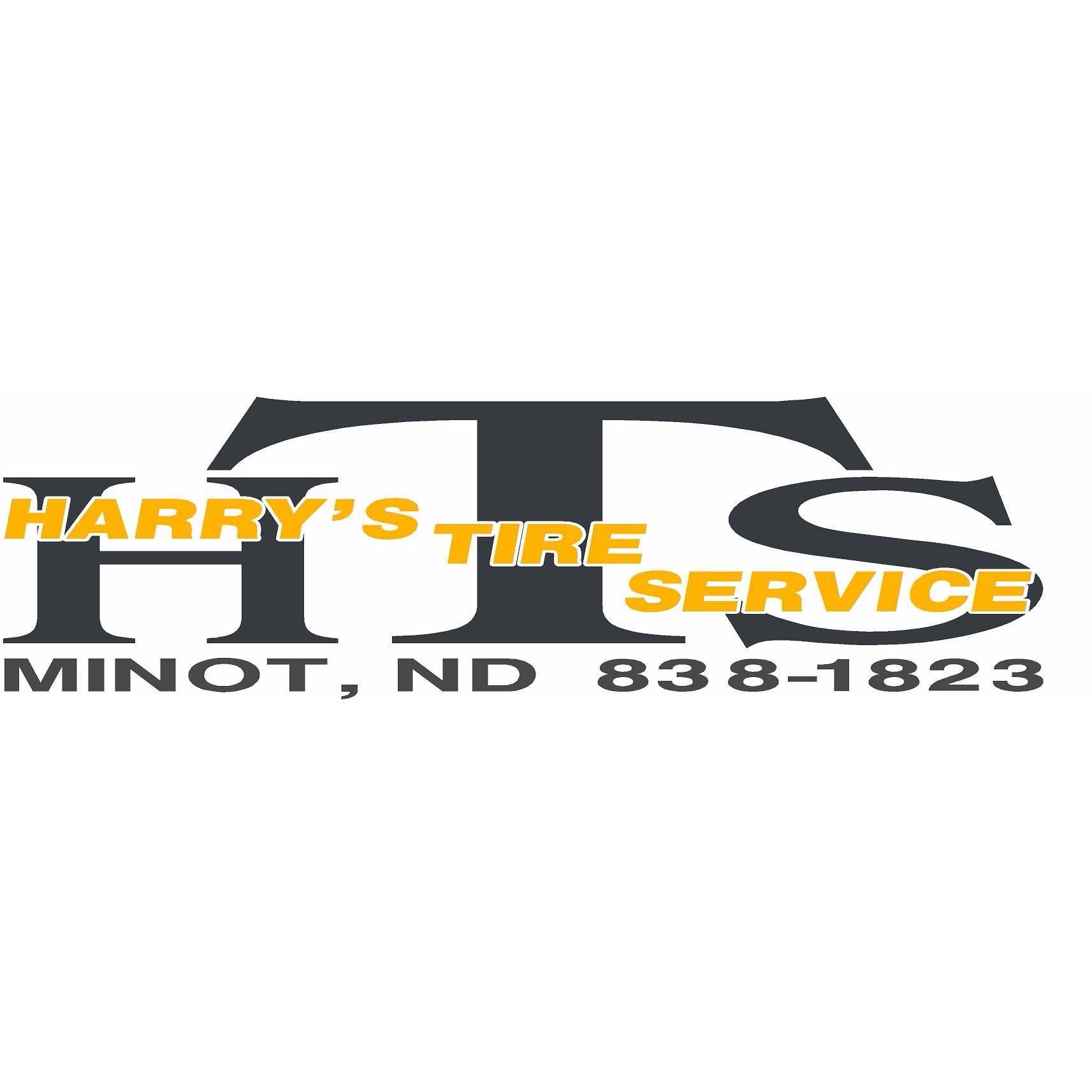 Harrys Tire Service Minot North Dakota Nd