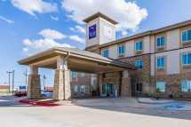 Sleep Inn & Suites In Odessa Tx - 432 653-0
