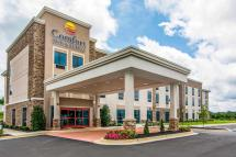 Comfort Inn Suites East Ellijay GA