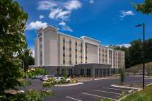 Hampton Inn & Suites Asheville Biltmore Village