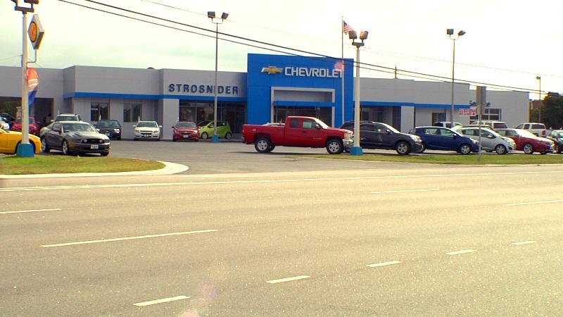 Strosnider Chevrolet At 5200 Oaklawn Blvd, Hopewell, Va On
