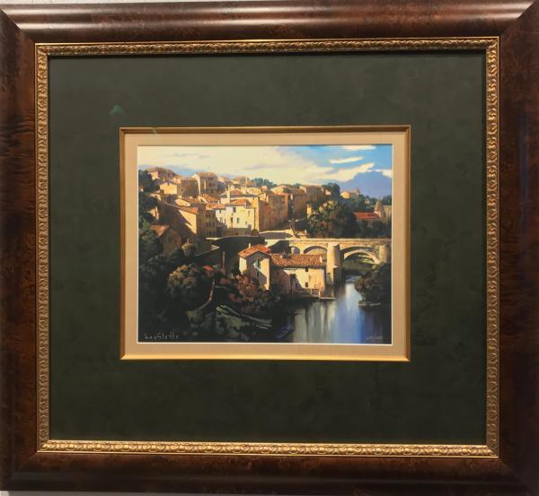Hillcrest Custom Framing & Fine Art Little Rock Arkansas Ar