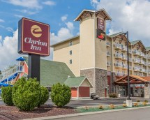 Clarion Inn Dollywood Area In Pigeon Forge Tn - 865 868
