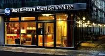 Western Hotel Berlin-mitte - Hotels