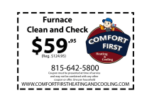 Comfort First Heating and Cooling, Inc. - Minooka, IL ...