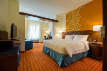 Marriott Fairfield Inn and Suites King Rooms