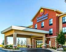 Comfort Inn & Suites In Shawnee - 405 273-8