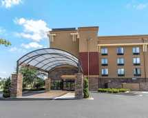 Comfort Inn and Suites Pigeon Forge TN
