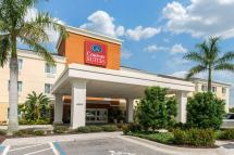 Comfort Suites Sarasota-siesta Key Sarasota Florida Fl