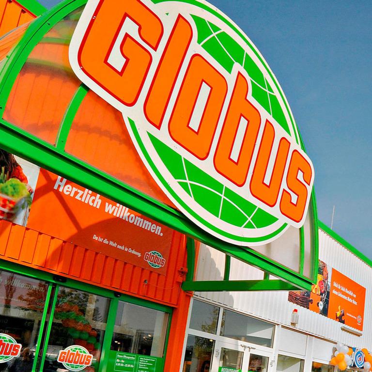 Globus - Öffnungszeiten Globus Industriestraße