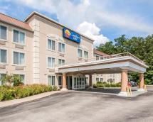 Comfort Inn In Dickson Tn - 615 740-1