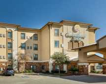 Comfort Inn Seaworld - Lackland Afb In San Antonio