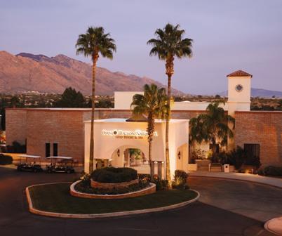 Omni Tucson National Resort Tucson Arizona AZ  LocalDatabasecom