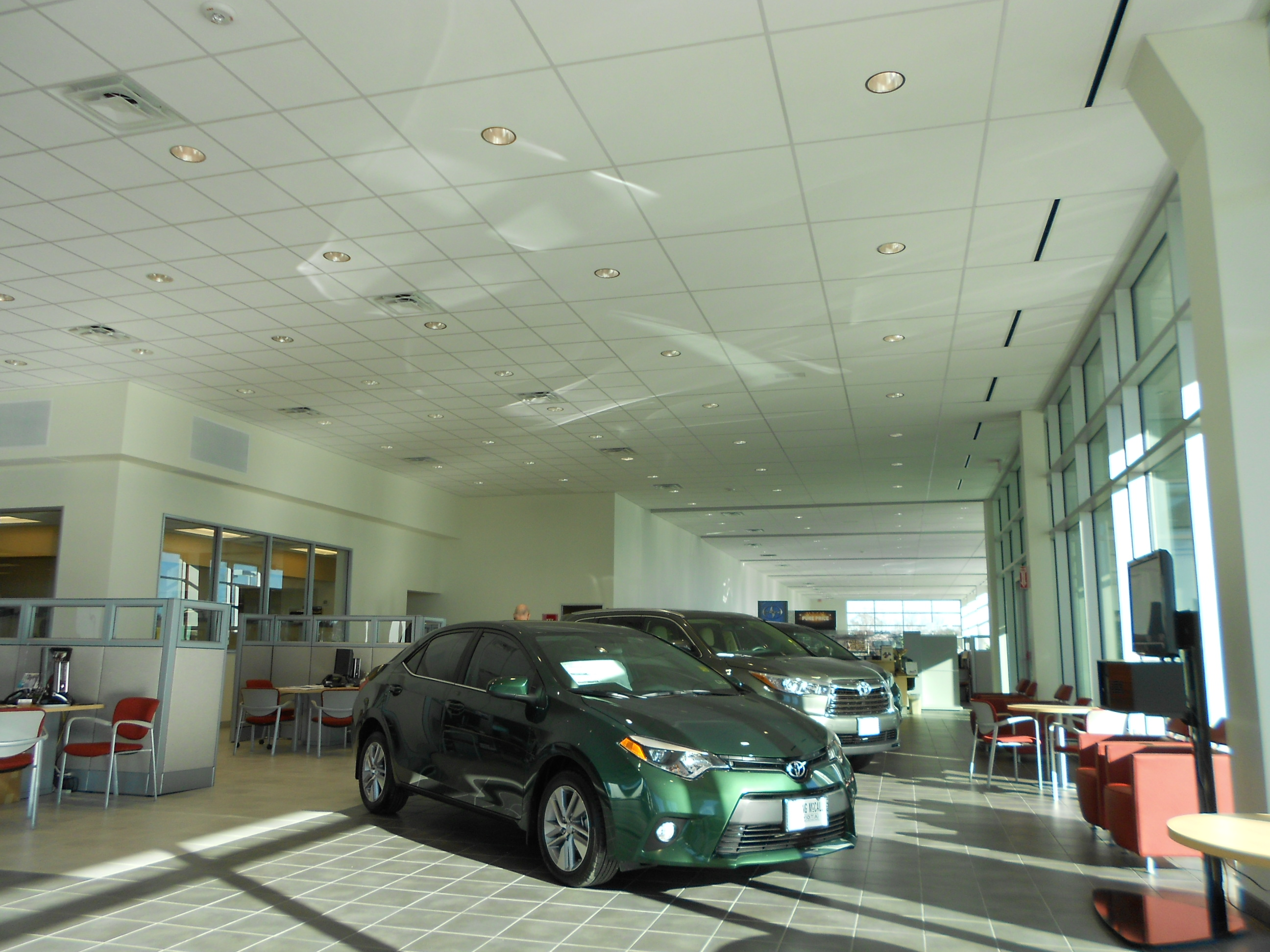 Sterling McCall Toyota in Houston TX