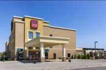 Comfort Suites & Conference Center In Worthington Mn