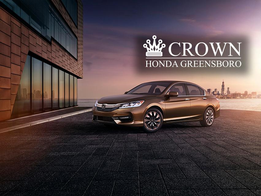 Crown Honda Greensboro, Greensboro North Carolina (nc