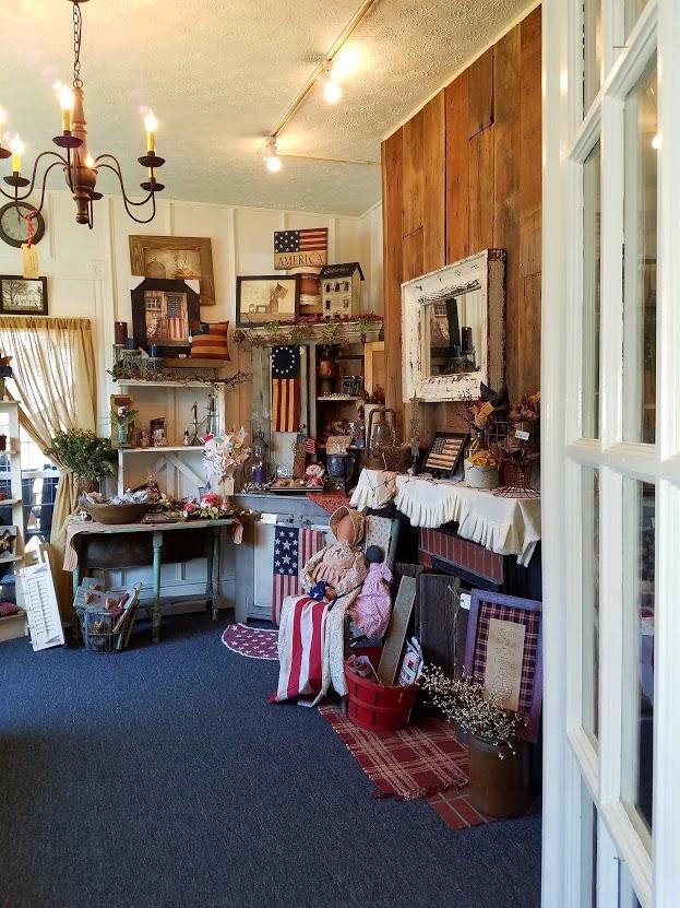 Tattered Treasures Primitives Louisville Kentucky KY