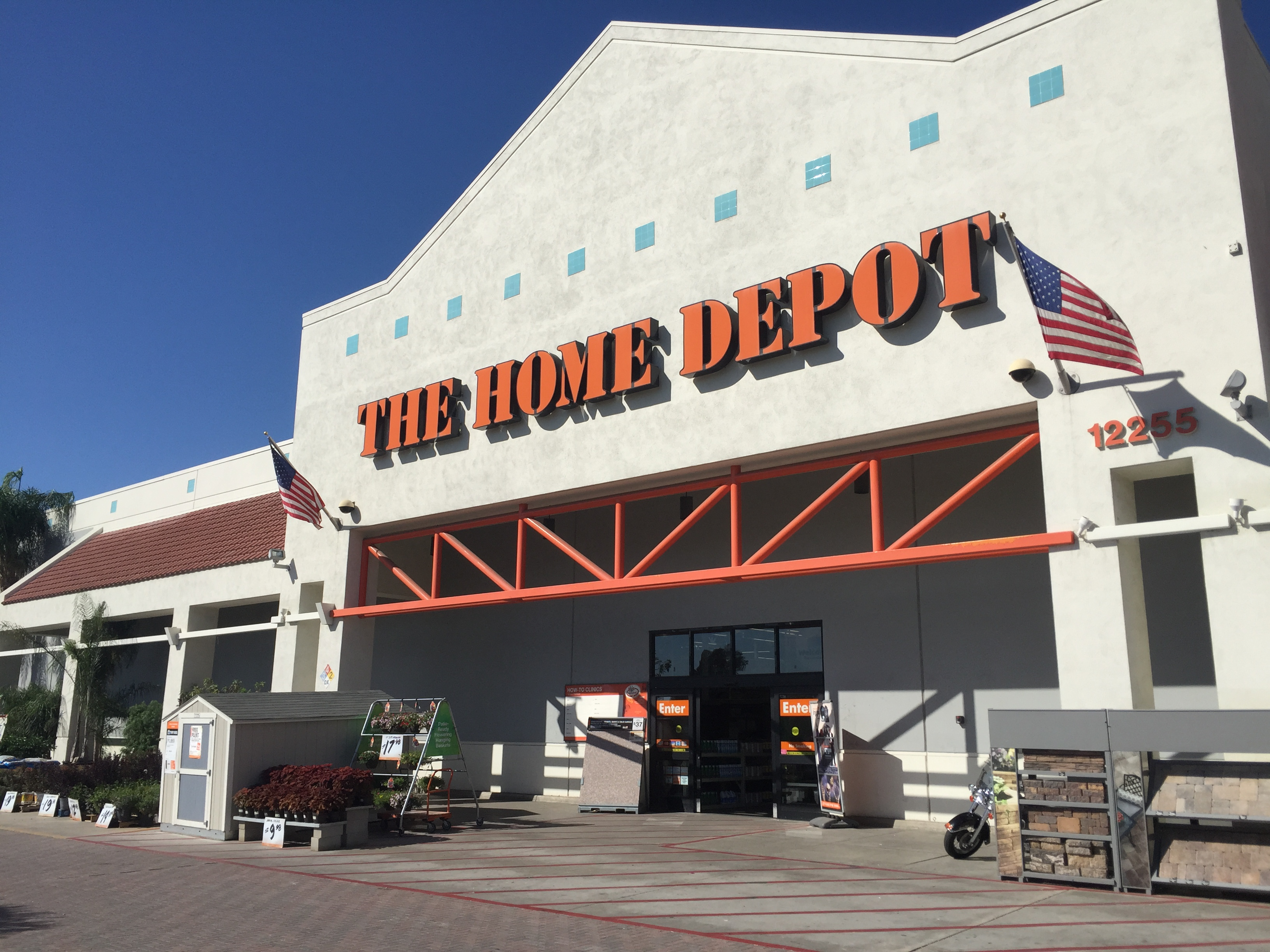 The Home Depot  Moreno Valley, Ca  Business Page