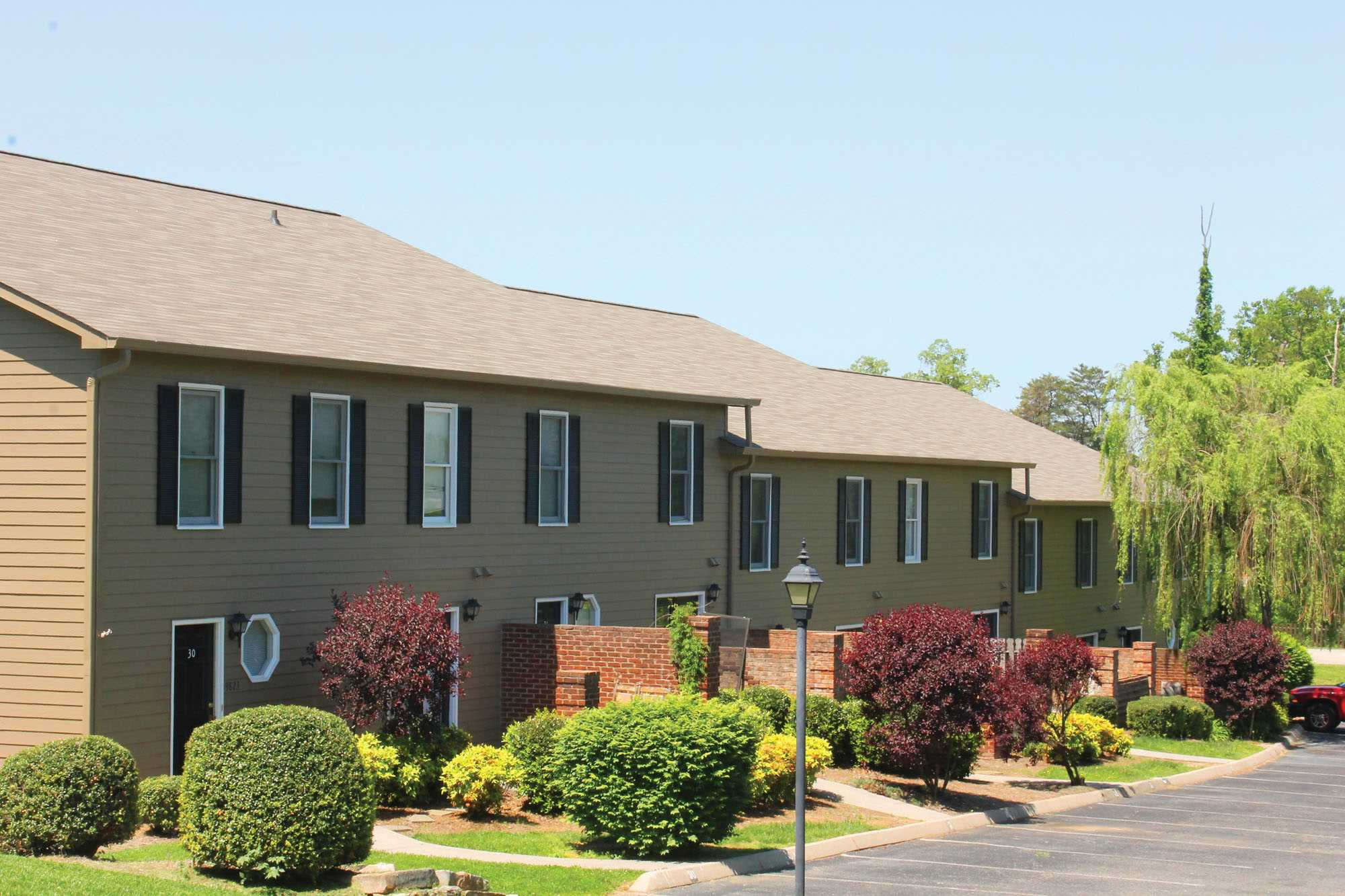 Forest Ridge Apartments Knoxville Tennessee TN