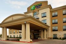 Holiday Inn Express Suites San Antonio TX