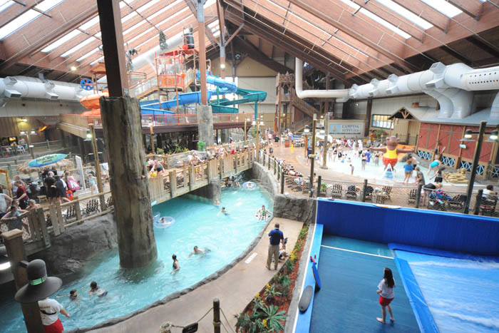 Six Flags Great Escape Lodge  Indoor Water Park Coupons