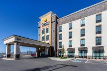 Comfort Inn & Suites Salt Lake City Airport