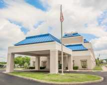 Comfort Inn Fairgrounds Syracuse NY