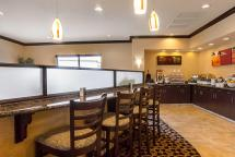 Comfort Suites Manhattan Kansas Ks
