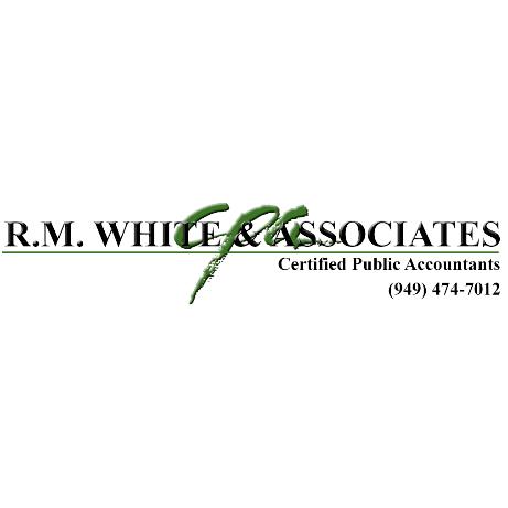 R.M. White & Associates Certified Public Accountants in