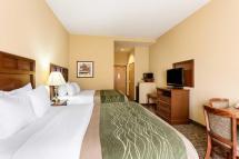 Comfort Inn & Suites Blytheville Arkansas Ar