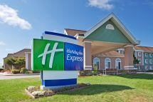 Holiday Inn Express Birch Run Michigan