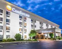 Comfort Inn South - Springfield In Mo 417