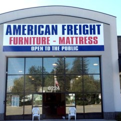 Best Places To Purchase Sofas Living Room With Brown Leather Sofa American Freight Furniture And Mattress In Boardman, Oh ...