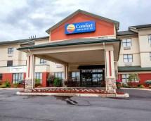 Comfort Inn Akwesasne Mohawk Casino
