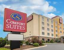 Comfort Suites North 5466 Central Ave Pike Knoxville