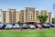 Promo 64 Comfort Inn And Suites Airport South