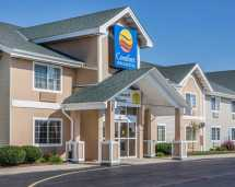 Comfort Inn & Suites Jackson - West Bend In Wi