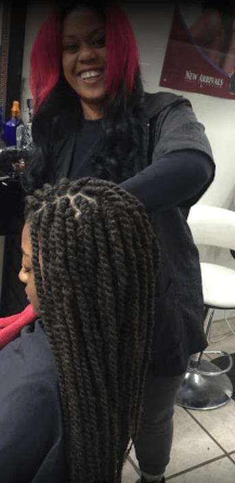 Hair Braiding Momas Beauty Salon Amp Barber Shop Baltimore