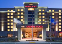Crowne Plaza Memphis Downtown Tennessee Tn