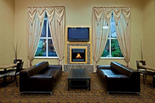 Thb Holiday Inn Express Hotel Suites Cincinnati North