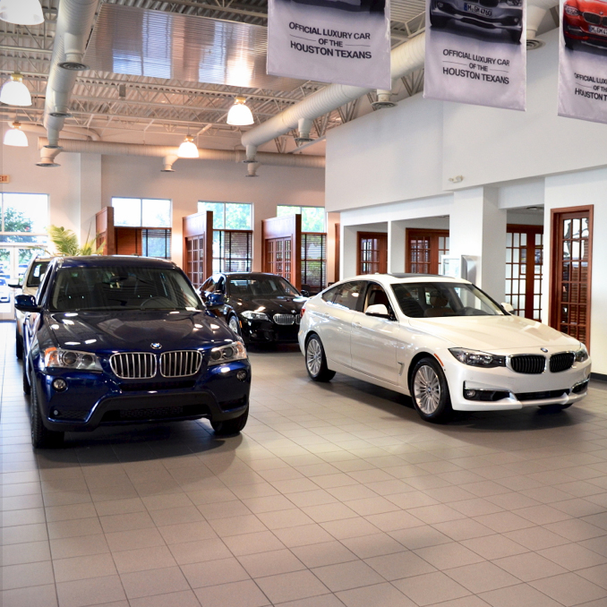 Bmw Of Houston North, Houston Texas (tx)  Localdatabasecom