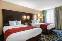 Comfort Inn and Suites Canada Ave Orlando FL