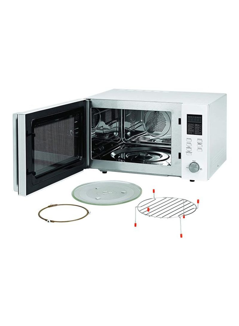 shop kenwood convection countertop microwave oven 25l mwl220 white black online in dubai abu dhabi and all uae