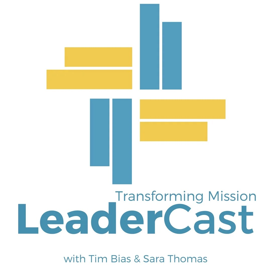 hight resolution of transforming mission leadercast podcast
