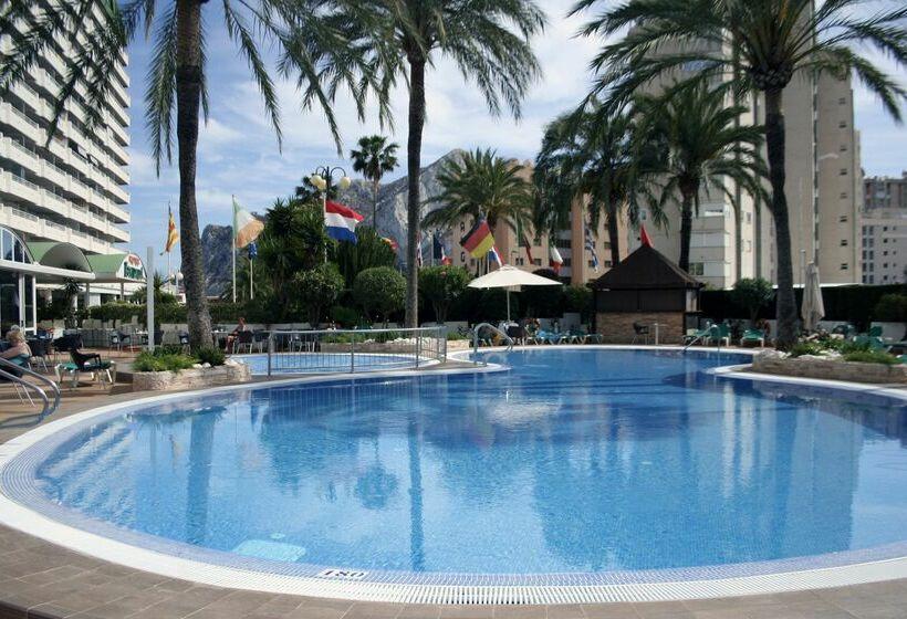 Piscina Hotel Galileo Padova