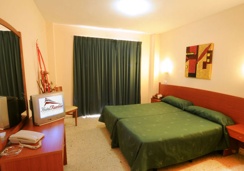 Hotel Habitacion Familiar Madrid