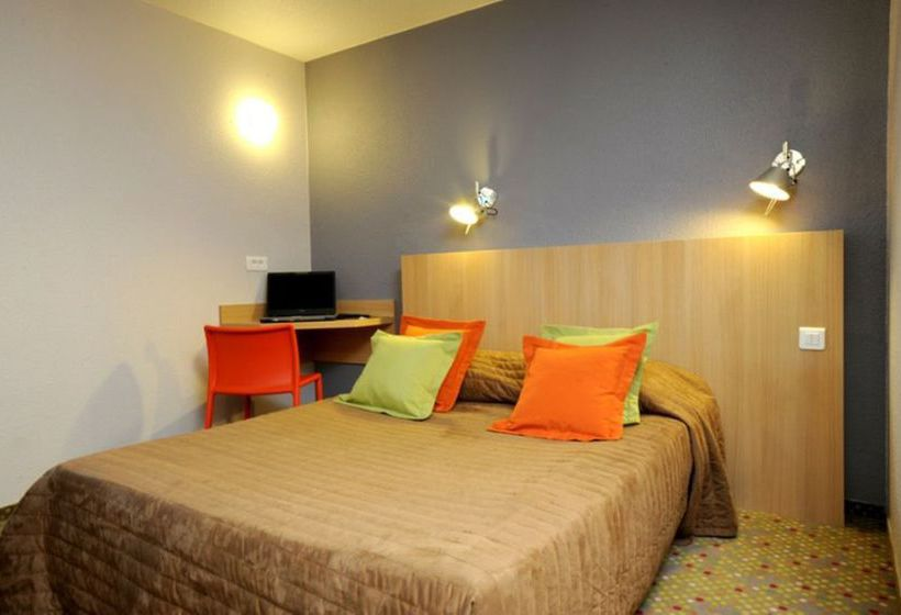 Hotel Balladins Confort Tours Sud In Chambray Les Tours
