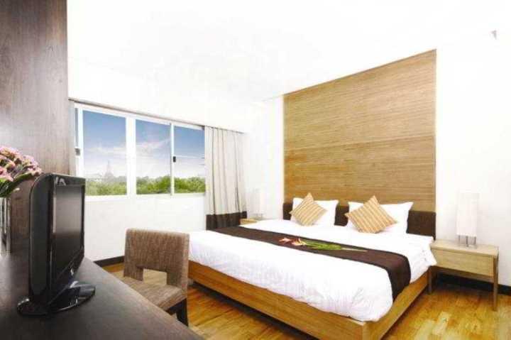Hope Land Executive Serviced Apartments Bangkok